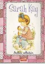 Sarah kay sticker collection/sticker album/nouveau/Edibas