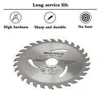 125mm TCT Circular Saw Blade Carbide Tipped 30T Cutting Grinder Disc for Wood