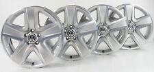 VW Tiguan I 5N Alloy Wheels Pasadena Rims 18 Inch Wheel Rim Set