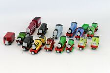 Thomas & Friends Magnetic Take N Play Along Engines Cars 19 Piece Lot Die Cast