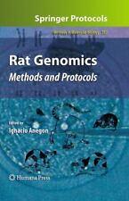 Rat Genomics : Methods and Protocols-ExLibrary