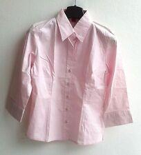 Damen Trachten Bluse rosa Gr. M v. Cip