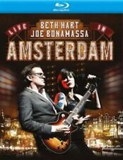 Live in Amsterdam [Blu-Ray] by Beth Hart/Joe Bonamassa (Blu-ray Disc, Mar-2014, Provogue Music Productions)