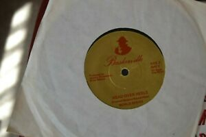"""WORLD SERIES  TRY IT OUT   7""""  SINGLE  RARE ORIGINAL BASKERVILLE RECORDS  BAS 2"""