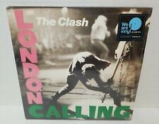 The Clash - London Calling 180 Gram Vinyl Lp Import Sealed -New Other-
