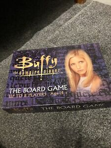 BUFFY THE VAMPIRE SLAYER BOARD GAME (2000) Excellent Condition
