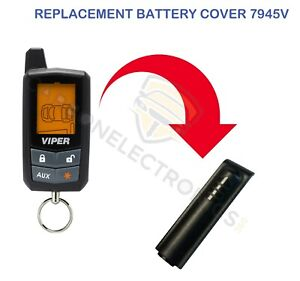 VIPER 7345V REPLACEMENT BATTERY COVER