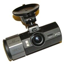 Silent Witness SW012 Car Three DVR Compact Accident HD Camera Front and Rear