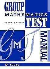 Group Mathematics Test, Form A PK20 (Group Maths Tests) by