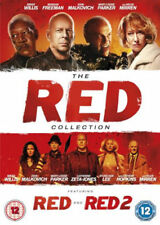 Red / red 2 DVD NEW dvd (SUM51779)