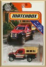 Matchbox Travel Tracker