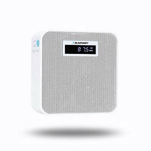 Blaupunkt Küchenradio Steckdosen UKW Radio Bluetooth Lautsprecher Akku Bad klein