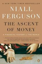 Ascent of Money : A Financial History of the World-ExLibrary