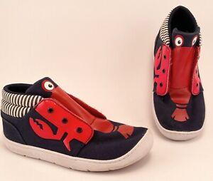 Reebok Toddler Boys Kids Ventureflex slip-on crab Shoes sneakers Size US 10