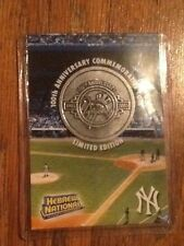 New York Yankees 2003 100th Anniversary Commemorative Coin Hebrew National