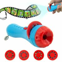Children Toys Enlightenment Cognitive Projector Flashlight Projector Educational