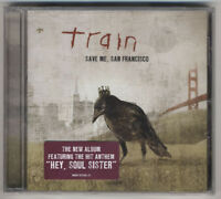 Train - Save Me, San Francisco - Brand New & Sealed CD With Hype Sticker - Soul