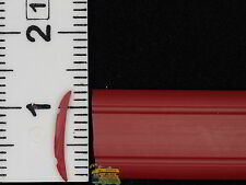 Leistenfüller Gummiprofil Einlegeband Dichtband weinrot 12 mm  zB LMC ab 1 Meter