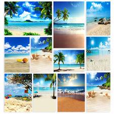 Summer Sea Beach Studio Photography Background Backdrop Props Backdrops 3Size