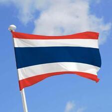 Drapeau Thailande / Thailandais / 145 cm X 90 cm / Livraison gratuite