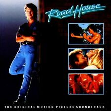 JEFF HEALY ROAD HOUSE OST CD SOUNDTRACK 1994 NEU