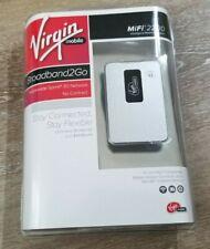 NEW SEALED Virgin Mobile Broadband2Go MiFi 2200 Hotspot Sprint Network