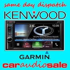 KENWOOD DNX-5160BTS 6.2' bluetooth garmin sat nav usb aux voiture jouer stéréo écran