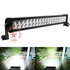 22inch 120W LED Work Light Bar Combo for Off-Road Truck 4WD 4x4 SUV ATV Tractor