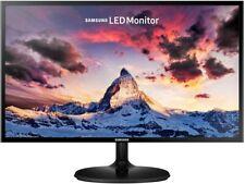 "Monitor PC Samsung C27F350FHU 27"" 1920x1080 Pixel Full HD PLS NERO HDMI VGA 4ms"