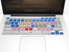 "Avid Media Composer Keyboard Cover Protector for Apple MacBook Pro Air 13"" 15 17"