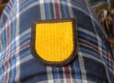 ARMY PATCH, AIRBORNE(OR NOT) BERET FLASH, HEADQUARTERS 1ST CAVALRY DIVISION,1970