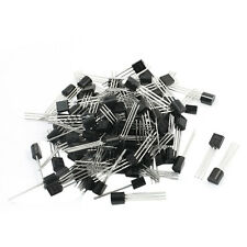 100Pcs S8550 TO-92 Package PNP Silicon Transistor 40V 0.5A 0.625W