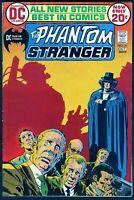 The Phantom Stranger #21, Oct. 1972, $0.20 - DC Comics - FN/VF
