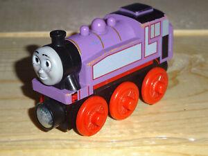 Thomas & Friends Wooden Railway Train Tank Engine - Rosie - 2003 GUC - Pink Girl