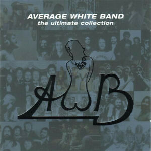 """Average White Band –""""The Ultimate Collection""""-Soul/Funk,Disco- Best Of 2CD-NEW"""