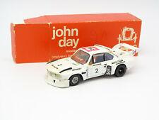 John Day Kit Monté Métal 1/43 - BMW 3.5 CSL Mugello 1976