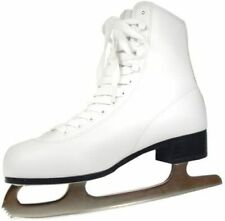 American Athletic Women's 512 Figure Skates, White, 10 B(M) Us