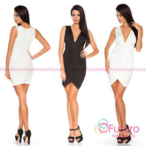 Exclusive Bodycon Ordinary Mini Dress Must Have High Quality Size 8-14 FC1730