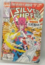 Comic Book / The Silver Surfer