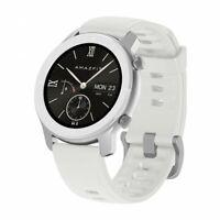 Amazfit GTR-42mm  Reloj Inteligente Deportivo Moonlight color Blanco