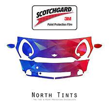 MINI Cooper Countryman 2011-2016 PreCut 3M Scotchgard Paint Protection Clear Bra