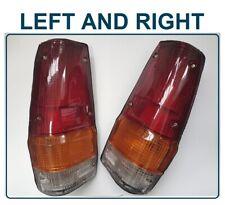 FITS MITSUBISHI L200 DODGE RAM 50 1979-1986 REAR TAIL LAMP LIGHT SET PAIR NEW