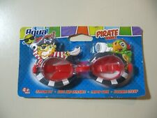 Aqua Splash Pirate Goggles for ages 4+, Brand New & Sealed