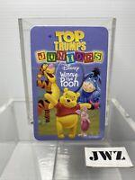 Top Trumps Juniors, Vintage 2004, Winnie The Pooh (Rare set)