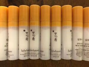 Sulwhasoo Essential Rejuvenating Eye Cream 3.5ml x 5pcs Sample US Seller Free Sh