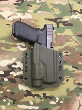 OD Green Kydex Light Bearing Holster for Glock 20 21 Streamlight TLR-1s / TLR1