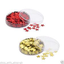 Decorazioni natalizie oro per la tavola