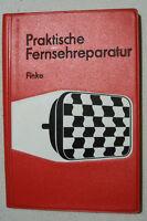 """DDR Technikbuch """"Praktische Fernsehreparatur"""" von 1965"""
