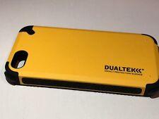 PureGear Apple iPhone 5 5S 5SE Dualtek Extreme Impact Rugged Case Cover Yellow