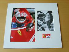 Clay Regazzoni Genuine Autograph - UACC / AFTAL.